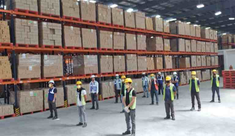 Indian logistics during Covid-19 pandemic - The journey from resilience to rebound
